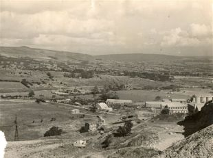 Earle's cement works 1943
